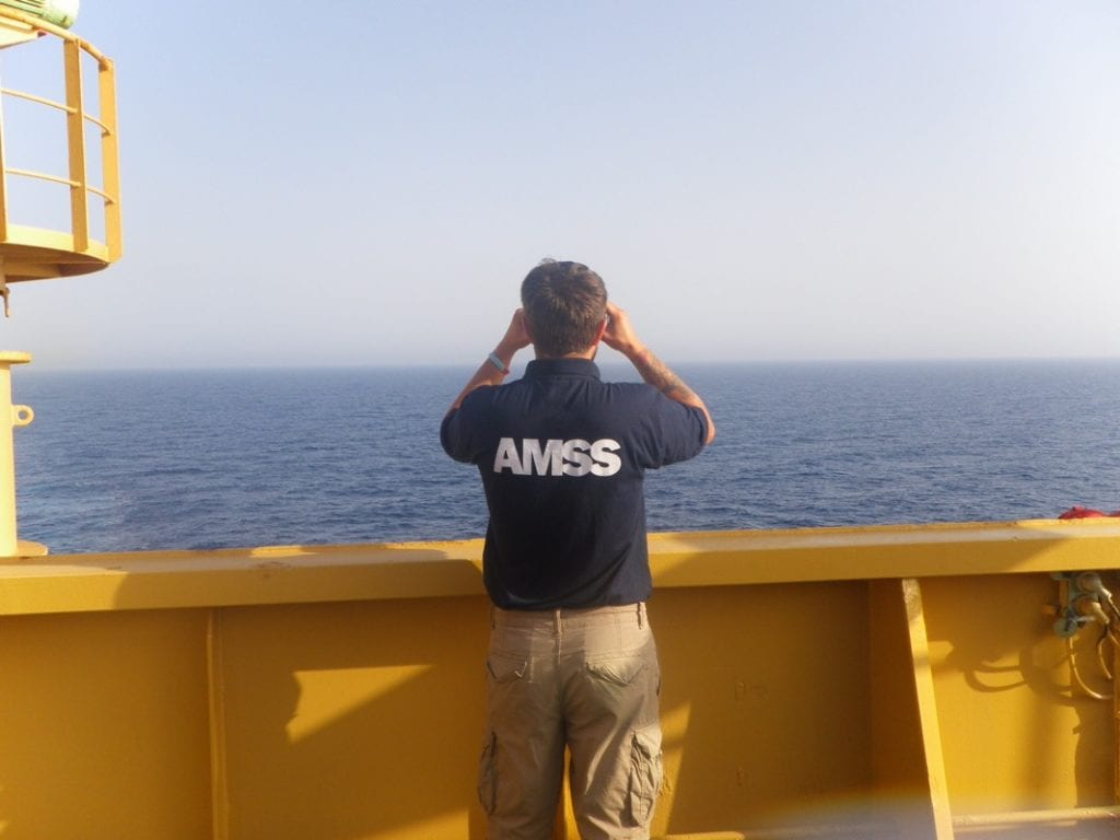 Marine Security and Anti-Piracy Service Provider