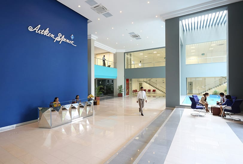 Aitken Spence – A Large Group Based in Colombo, Sri Lanka