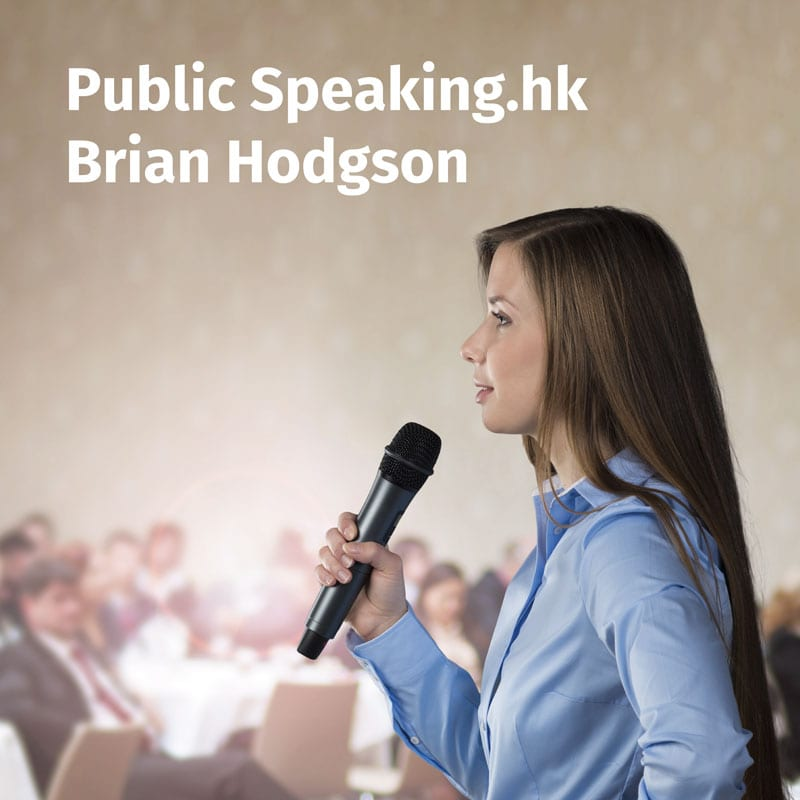 Afraid of Speaking in Public? Help is Available