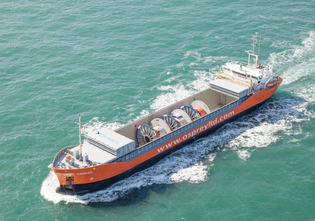 Osprey Shipping Limited – Vessel & Offshore Barge Owner