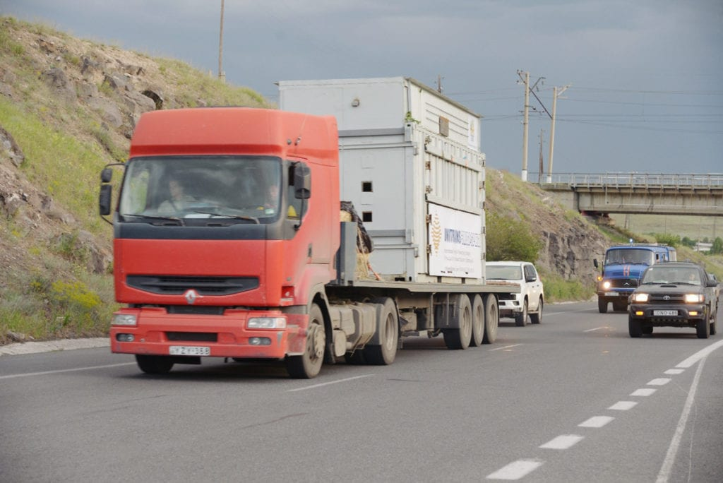 Unitrans Ltd – an Armenian Freight Forwarder