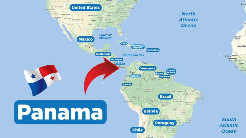 panama is famous around the world for the panama c tell us about your country it s imports exports and who are the major trading partners of panama
