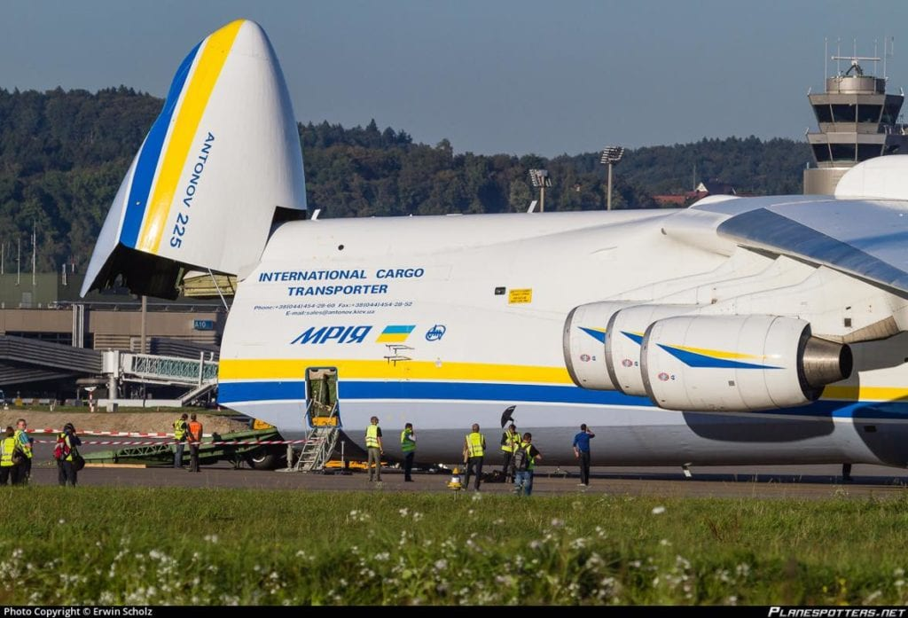 Ur 82060 antonov airlines antonov design bureau antonov an 225 mriya - Do You Primarily Work With Freight Forwarders Or With Shippers Direct