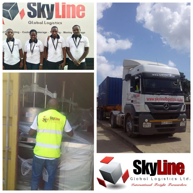 Skyline Logistics Ltd –  Nairobi, Kenya