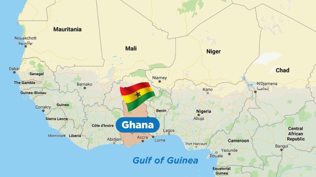 Ghana Africa Map metro la map birmingham map