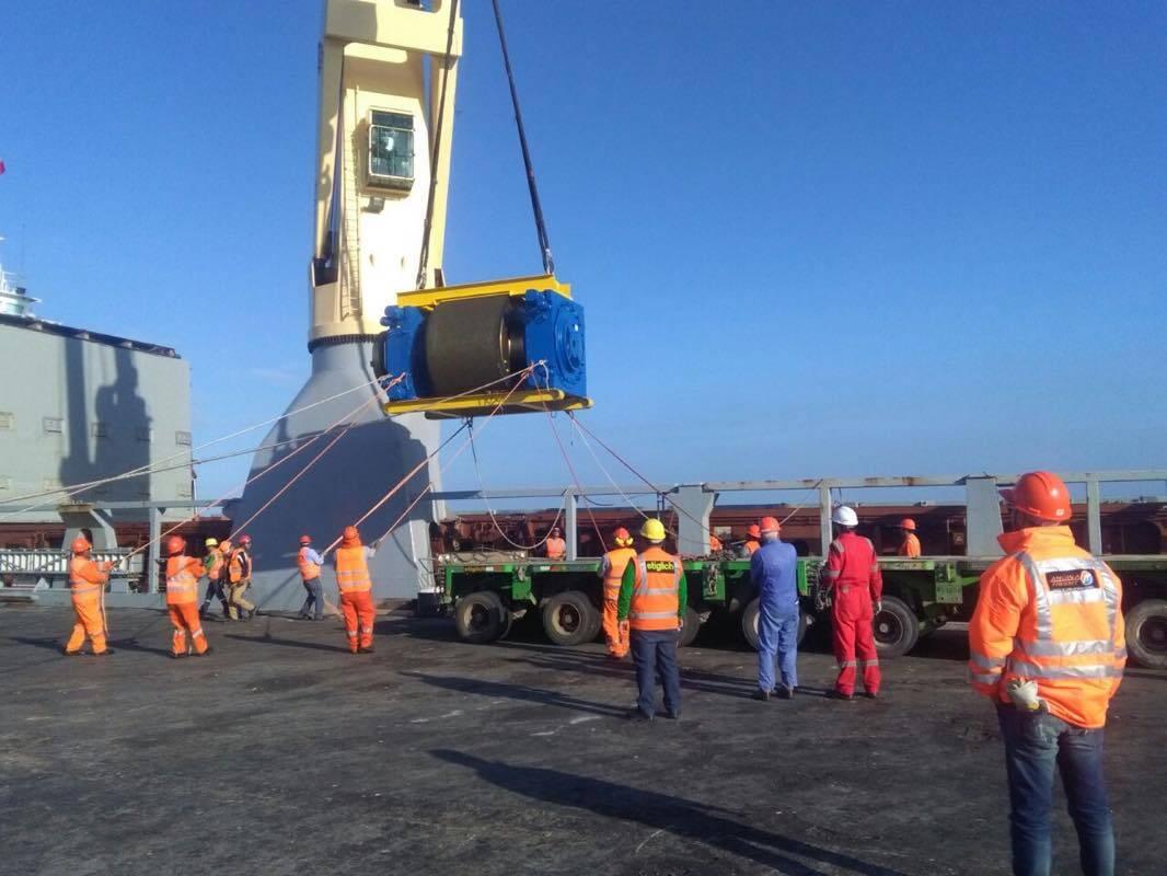 Andina - Project Cargo 03