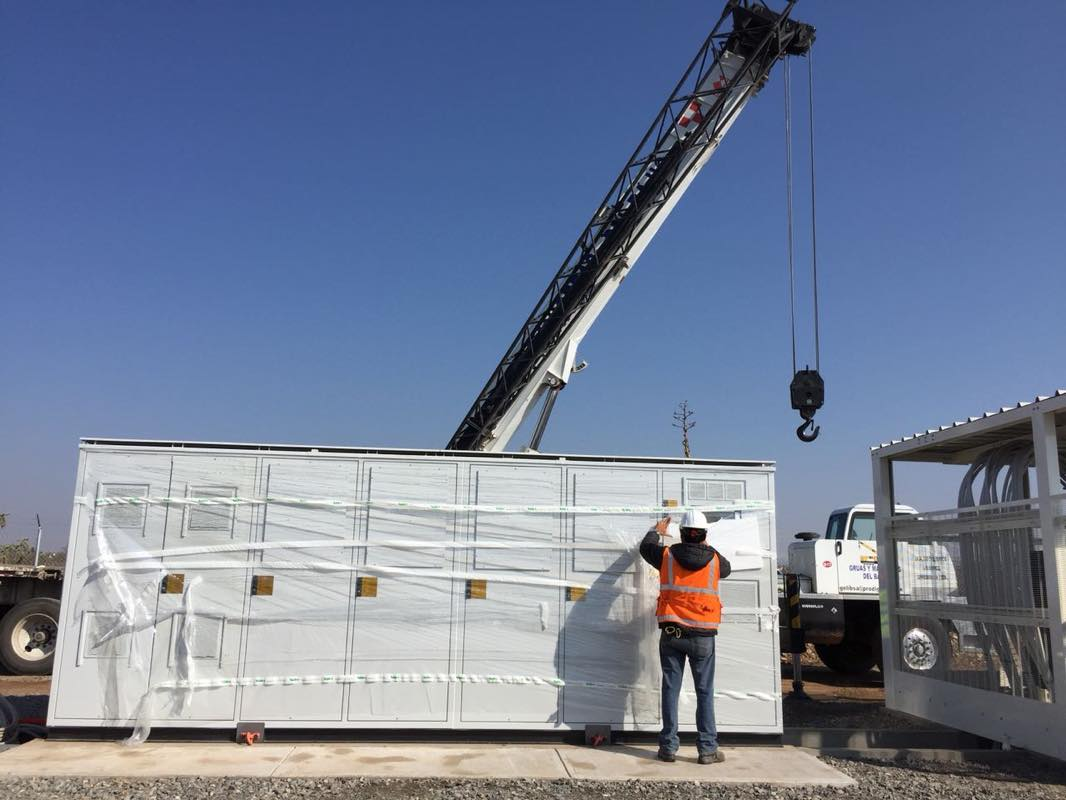 Andina - Project Cargo