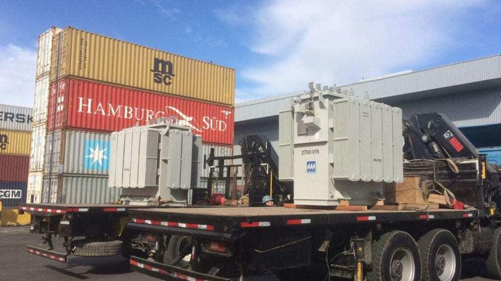 Andina-Freight-Peru-Transformer