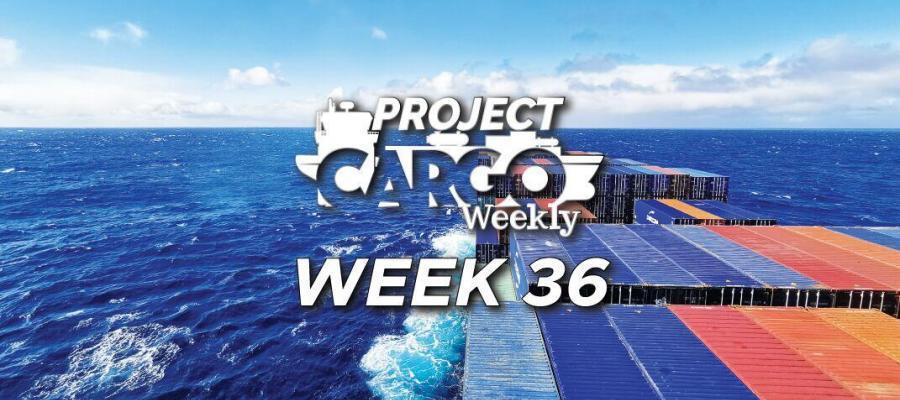 PCW - Week 36 2019